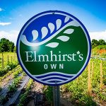 elmhirst's own logo