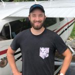 Antoine Fortin joins the flying team!